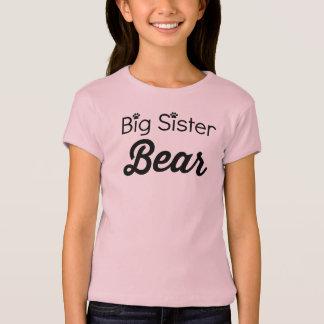 Big Sister Bear T-Shirt