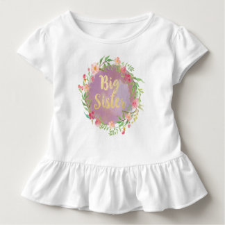 Big Sister Blouse Toddler T-shirt