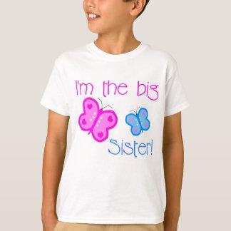 big sister butterfly T-Shirt