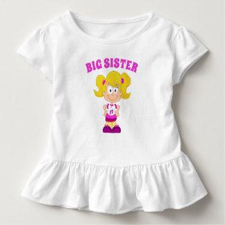 Big Sister Caucasian Blonde Shirt