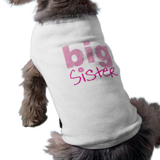 Big Sister Doggie T Shirt