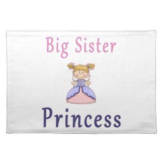 Big Sister Fairy Princess Placemat