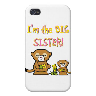 Big Sister iPhone 4/4S Covers