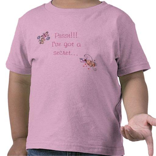 Big Sister Secret; Large sister secret T-shirt
