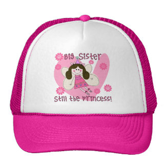 Big Sister Still the Princess Trucker Hat