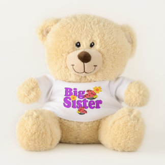 Big Sister Stuffed Bear