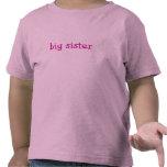 big sister tee shirts