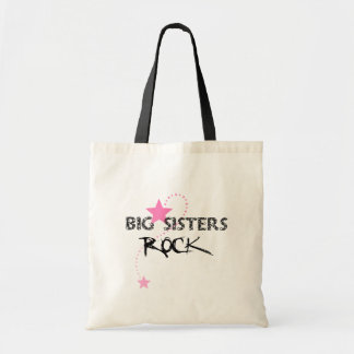 Big Sisters Rock Tote