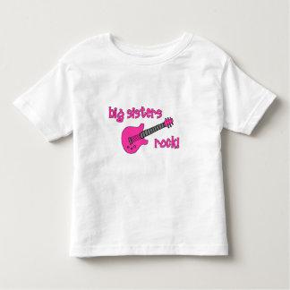 Big Sisters Rock! with Pink Guitar Tees