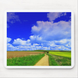 Big Skies Mouse Pad