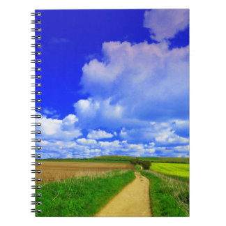 Big Skies Notebook
