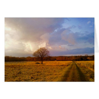 Big Skies Photography Romsey Card