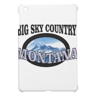 big sky country Montana iPad Mini Covers