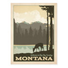 Big Sky Country | Montana Postcard