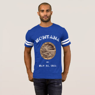 Big Sky Country Montana T-Shirt