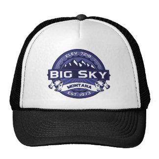 Big Sky Midnight Trucker Hat