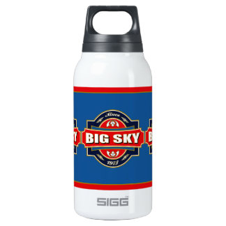 Big Sky Old Label Insulated Water Bottle