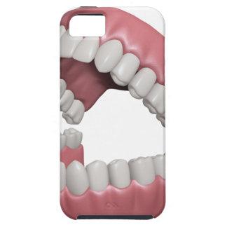 big smile teeth iPhone 5 cover