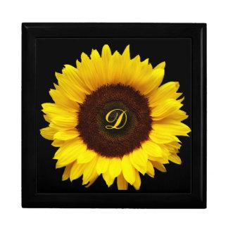 Big Smile/Yellow Sunflower Gift Box