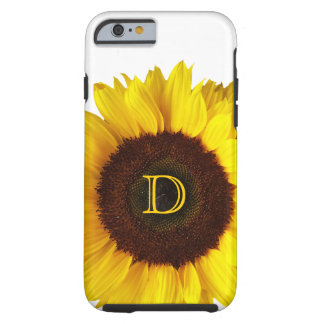 Big Smile/Yellow Sunflower Personalized iPhone 6 Case