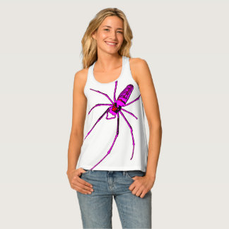 Big Spider Tank Top
