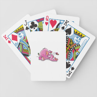 big spill elephante bicycle playing cards