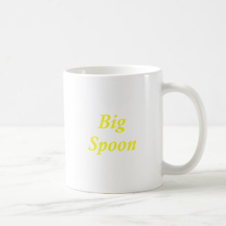 Big Spoon Coffee Mug