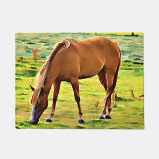 BIG SPRINGS HORSE DOORMAT