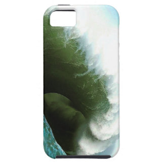 Big Steep Surfing Wave iPhone 5 Case
