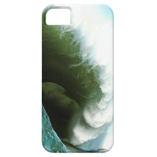 Big Steep Surfing Wave iPhone 5 Cases