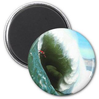 Big Steep Surfing Wave Magnet