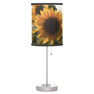 Big Sunflowers Table Lamp