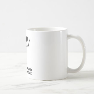 Big Sunglasses Coffee Mug