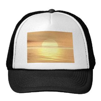 Big Sunset Mesh Hats