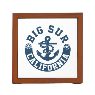 Big Sur California Desk Organizer