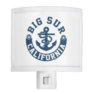 Big Sur California Night Lite