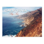Big Sur, California Postcard