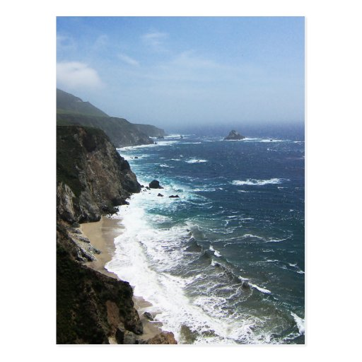 Big Sur California Postcard