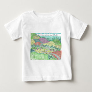 Big Sur Camping Trip 2016 Baby T-Shirt