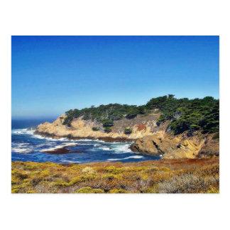 Big Sur Ocean Coastlines 4 Postcard