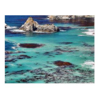 Big Sur Ocean Coastlines Postcards