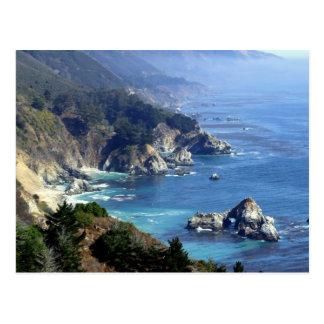 Big Sur post card