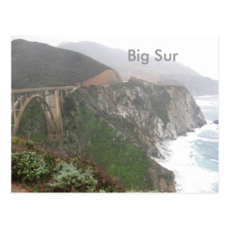 Big Sur Postcards