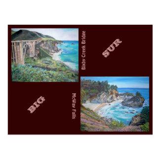 Big Sur - Postcard