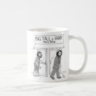 Big, Tall & Hairy Men's Shop Coffee Mug