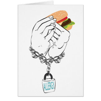 Big Tasty Burger and Hands2 Card