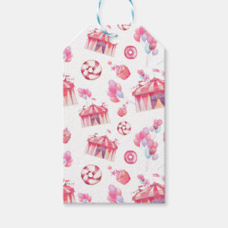Big Tent Sweets Gift Tags