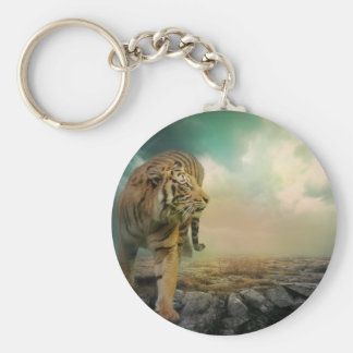 Big Tiger Keychain