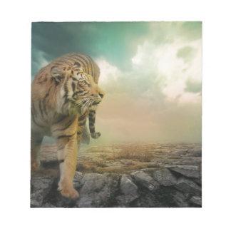 Big Tiger Notepad