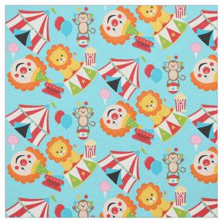 Big Top Circus Fabric